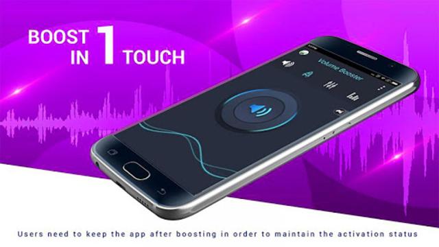 Super High Volume Booster - Loud Sound Booster screenshot 2