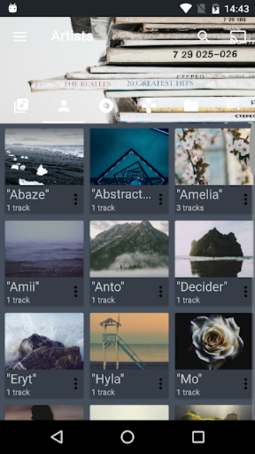 Boosted. Music Player Equalizer Pro screenshot 2