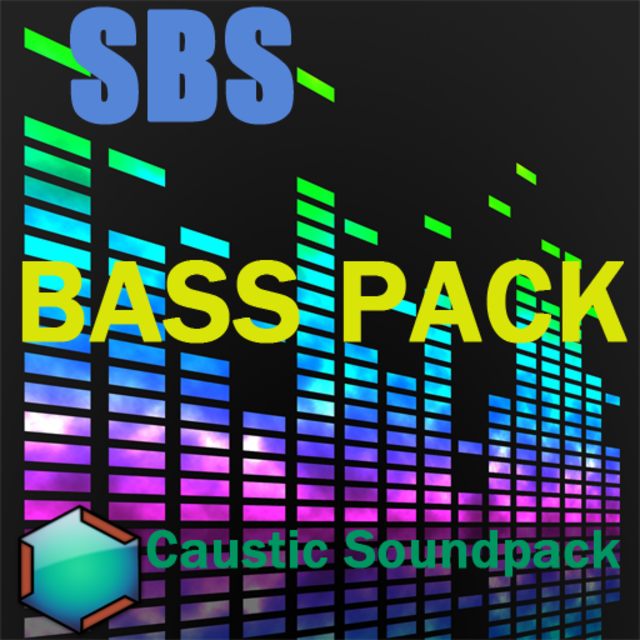 Bass Pack Caustic Sound Pack screenshot 1