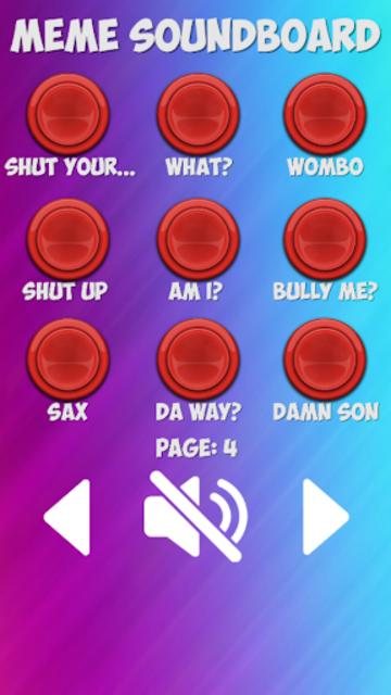 Meme Soundboard 2019 screenshot 4