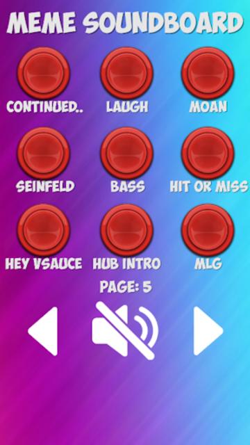 Meme Soundboard 2019 screenshot 5
