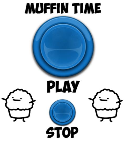 Muffin Time Meme Song Button screenshot 6