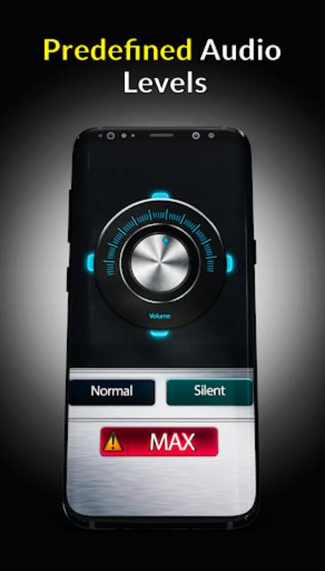 Equalizer Sound Booster-7x Extreme Bass &Volume Up screenshot 1