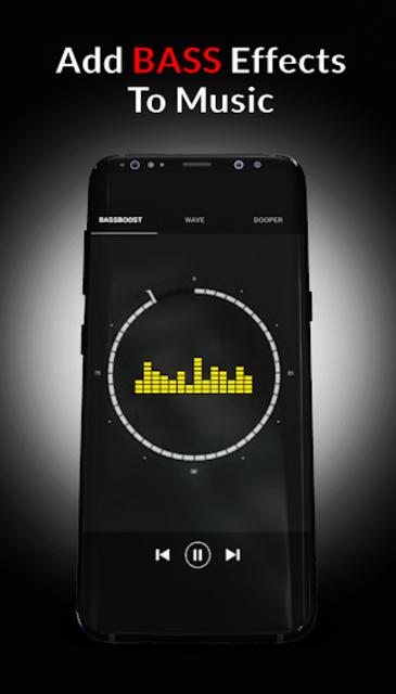 Equalizer Sound Booster-7x Extreme Bass &Volume Up screenshot 2