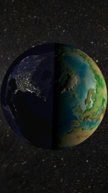 Real Time Earth screenshot 1