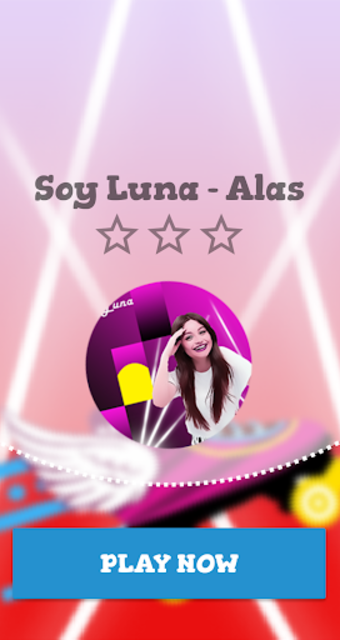 Soy Luna Piano Tiles Game 2019 screenshot 1
