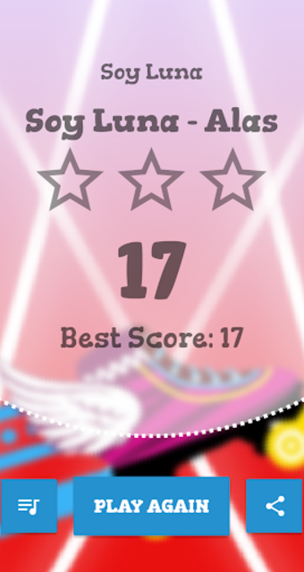 Soy Luna Piano Tiles Game 2019 screenshot 4