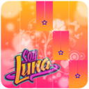 Icon for Soy Luna Piano Tile Game