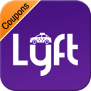 Icon for Free Rides - Cab coupons for Lyft