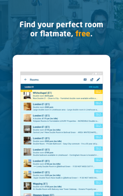 SpareRoom UK — Room & Flatmate Finder screenshot 12
