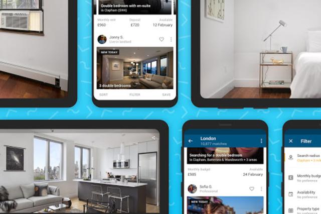 SpareRoom UK — Flatmate, Room & Property Finder screenshot 10