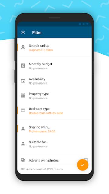 SpareRoom UK — Flatmate, Room & Property Finder screenshot 6