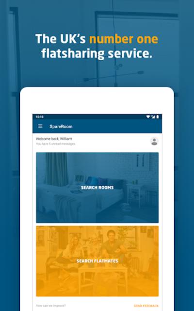 SpareRoom UK — Room & Flatmate Finder screenshot 11