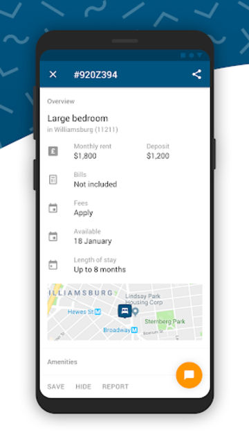 SpareRoom USA — Roommate, Room & Property Finder screenshot 5