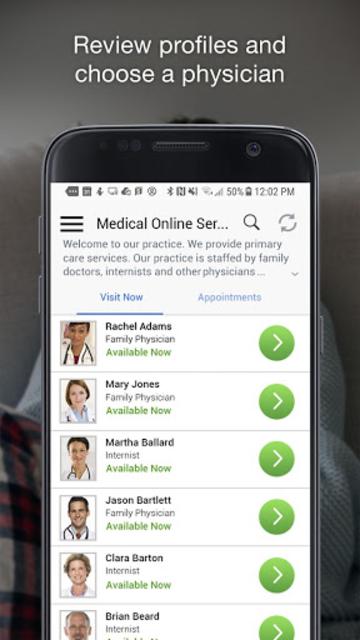 SRHS Virtual Care – Online Physicians 24/7 screenshot 2