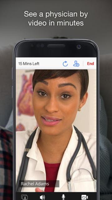 SRHS Virtual Care – Online Physicians 24/7 screenshot 3