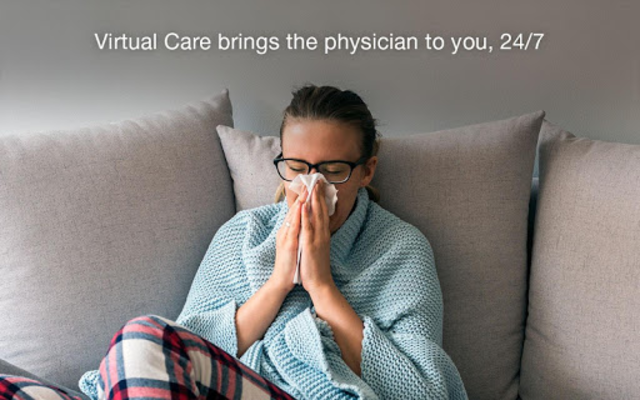 SRHS Virtual Care – Online Physicians 24/7 screenshot 6