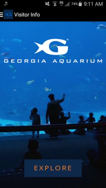Georgia Aquarium screenshot 1