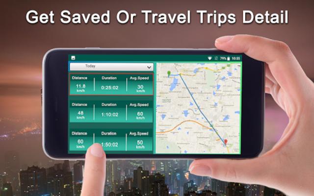 Speedometer & GPS Odometer - Route Planner screenshot 3