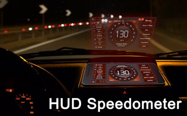 Speedometer & GPS Odometer - Route Planner screenshot 8