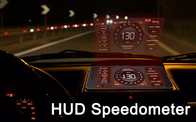 Speedometer & GPS Odometer - Route Planner screenshot 24
