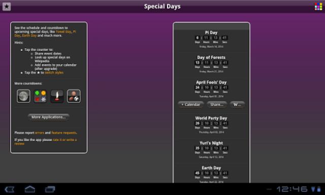 Special Days screenshot 9