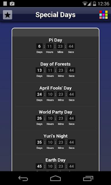 Special Days screenshot 3