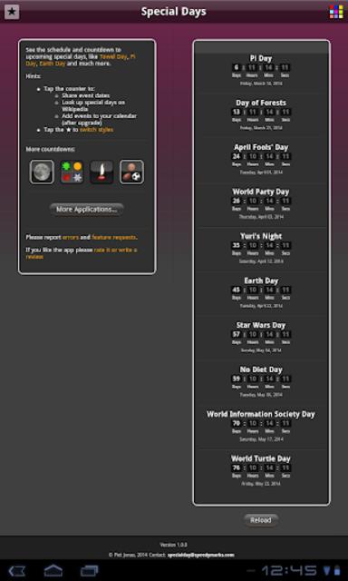 Special Days screenshot 8