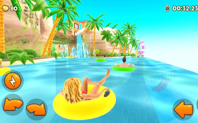 Uphill Rush Water Park Racing screenshot 6