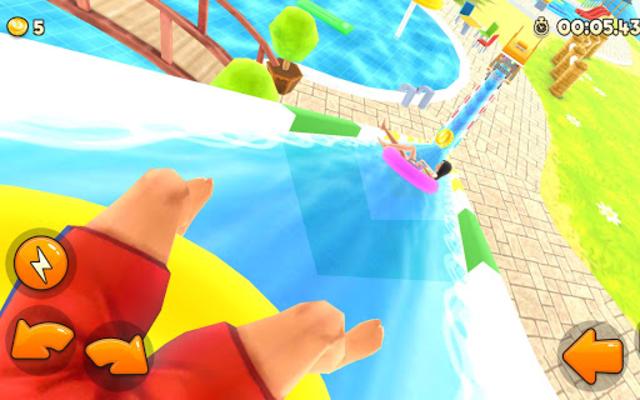 Uphill Rush Water Park Racing screenshot 7