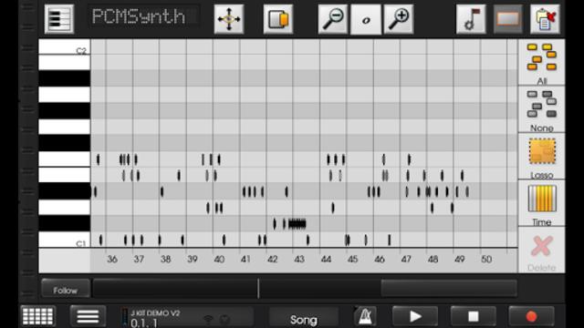 Caustic Jazz Drum Kit Preset screenshot 3