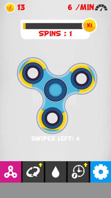 spinner mo screenshot 1
