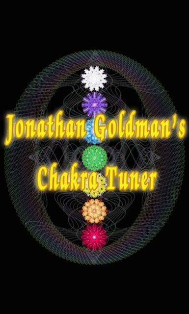 Jonathan Goldman's Chakra Tuner screenshot 1