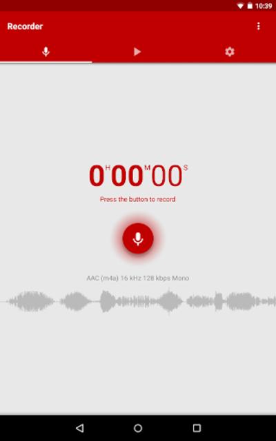 Voice Recorder Pro screenshot 17
