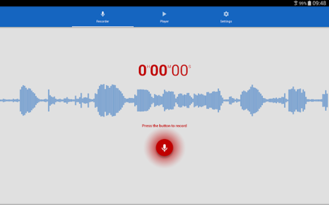 Voice Recorder screenshot 7