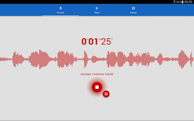 Voice Recorder screenshot 10