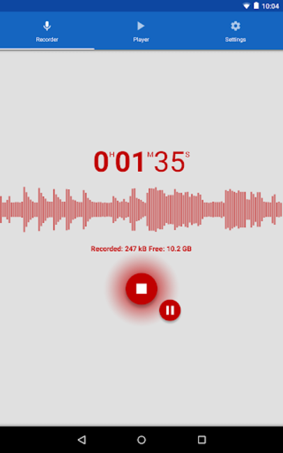 Voice Recorder screenshot 16
