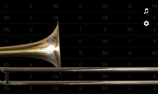 iBone - the Pocket Trombone ™ screenshot 2