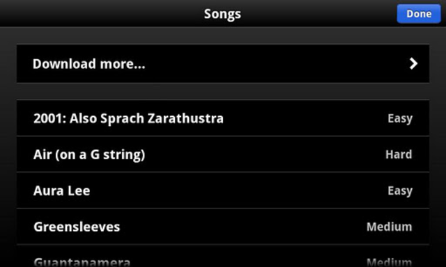 iBone - the Pocket Trombone ™ screenshot 3