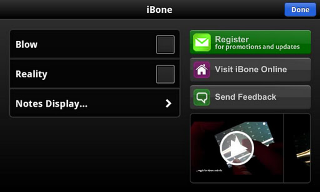 iBone - the Pocket Trombone ™ screenshot 5