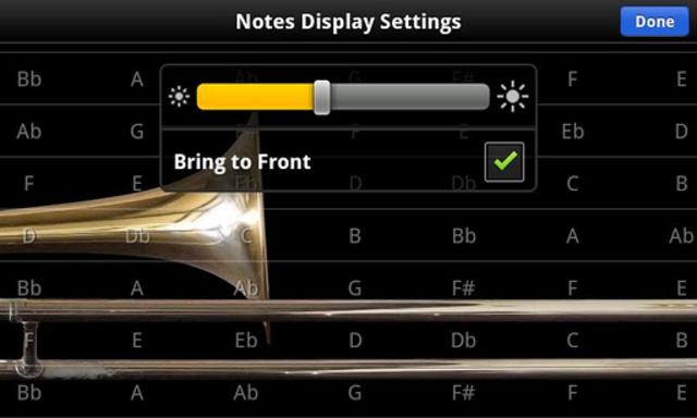 iBone - the Pocket Trombone ™ screenshot 6
