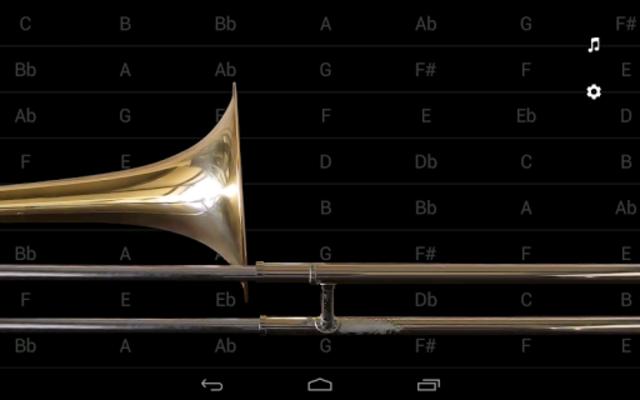iBone - the Pocket Trombone ™ screenshot 7