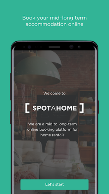 Spotahome: Apartments & rooms for rent screenshot 1
