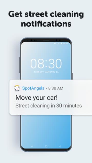 SpotAngels - Free Parking & Garage Deals screenshot 3