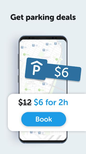 SpotAngels - Free Parking & Garage Deals screenshot 1