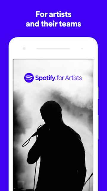 Spotify for Artists screenshot 5