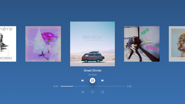 Spotify - Music and Podcasts screenshot 3