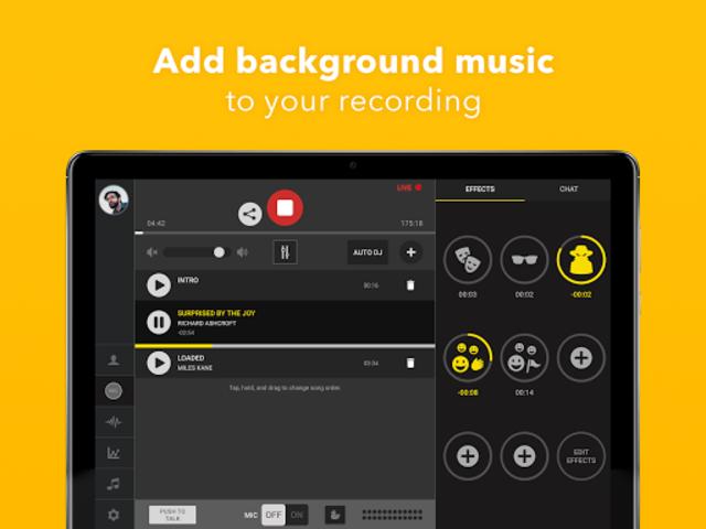 Spreaker Studio - Start your Podcast or Radio Show screenshot 11