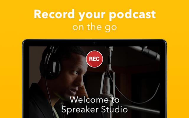 Spreaker Studio - Start your Podcast or Radio Show screenshot 15