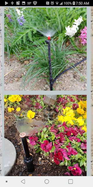 Precip-Mate Sprinkler System Planner screenshot 14